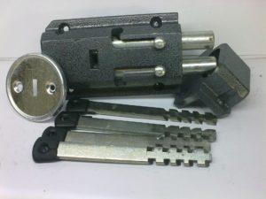 Изготавливаем ключи для ворот