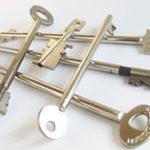 Изготавливаем ключи для сейфа