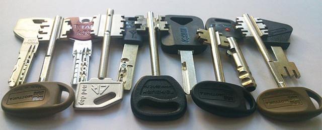 Изготовление любых ключей